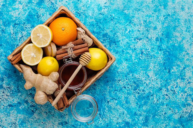 Immunstark und glücklich durch den Winter. Vitamin D – die in uns gespeicherte Sonne