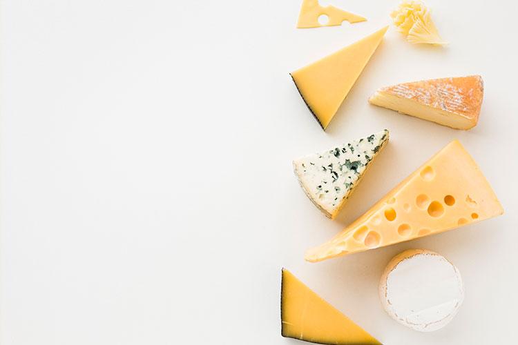 Was hat natürlicher Käse mit guter Laune und Schlankheit zu tun?