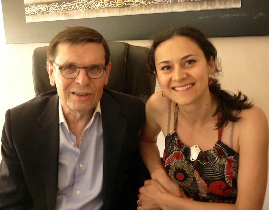 Gesundheitsexperte Dr. Jean-Robert Rapin
