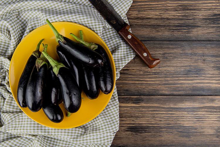 Aubergine: schmackhafter Schub für Stoffwechsel, Verdauung, Herz und Hautqualität