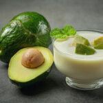 Rezept für ein Limette-Avocado-Gute Laune-Mousse