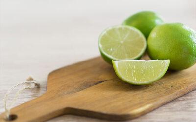 Limetten: vitalisierend für Körper und Geist