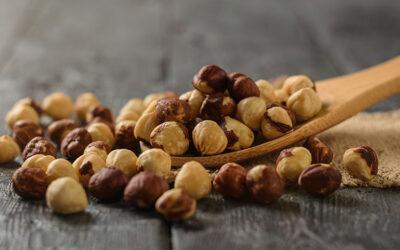 Rezept Rohkost Nuss-Champignons