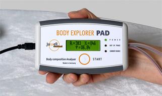 Rundum-Check mit BodyExplorer PAD
